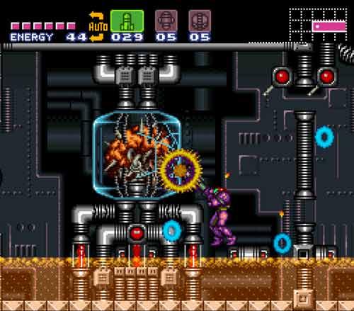Metroid DS