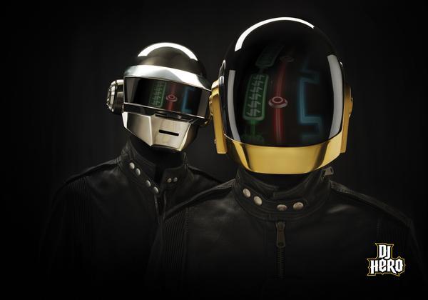 Daft Punk DJ Hero