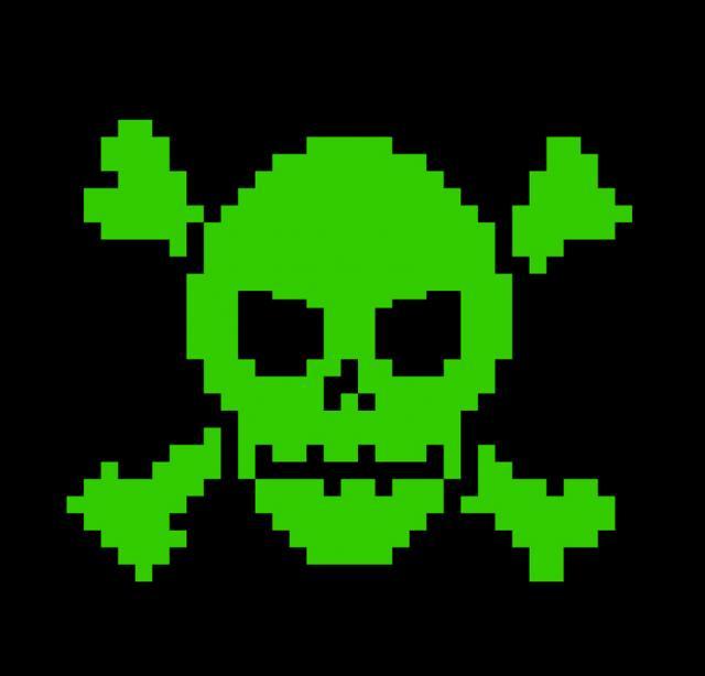 8 bit pirate